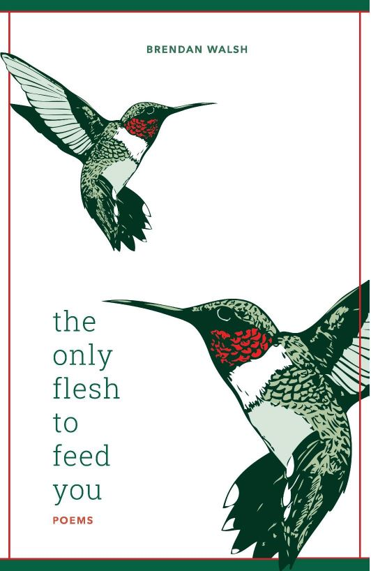 the only flesh to feed you